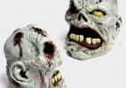 恐怖的僵尸笔筒和死侍笔筒创意产品 你敢用么?