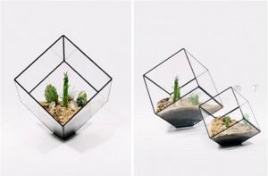 别有洞天的创意花瓶 Score-Solder玻璃花瓶创意设计