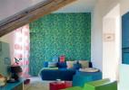 打造50平多功能个性空间 在家做时尚文艺一族