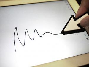 能手写的鼠标和个性朋克鼠标创意设计