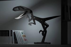 霸王龙造型台灯