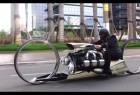电影里才有的超帅摩托车