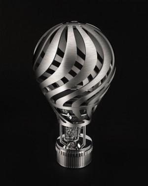 超震撼的热气球钟表