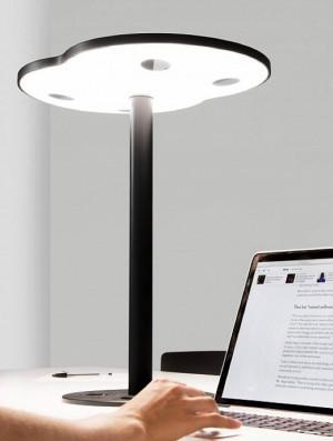 Li-Fi台灯 有光的地方就有网络