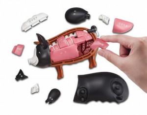 趣味猪猪拼图