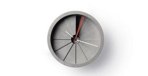 螺旋楼梯表盘式样的时钟