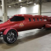 私人飞机改造的豪华汽车