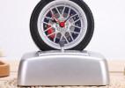 汽车迷必备的刹车盘时钟