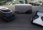 可变形的无人驾驶概念车