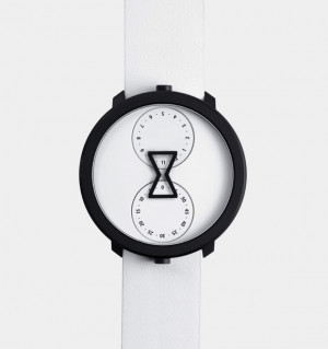 创意沙漏手表