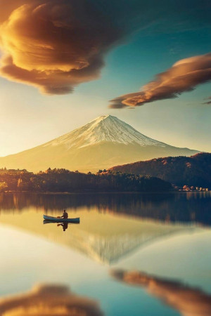 难得一见的自然风光美图图片