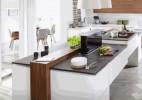 Tielsa公司打造智能厨房,厨具内嵌可升降设计,带报警功能