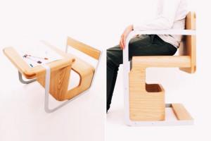变换功能来延长使用寿命的座椅