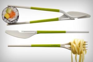 中西合璧实用餐具