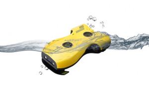 消费级水下无人机