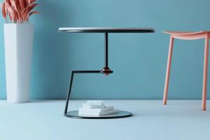 独特的边桌设计