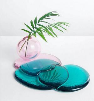 """看似""""漏水""""的花瓶"""