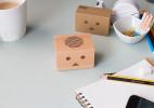 超级呆萌的纸箱人阿楞音箱