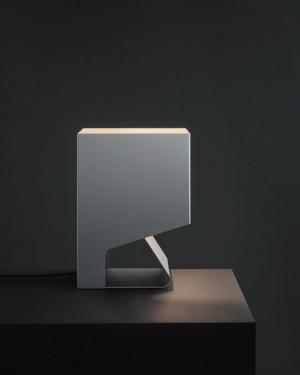 折纸灵感的台灯