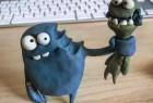 搞怪的黏土玩偶