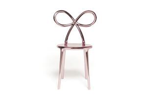 优雅可爱的丝带椅子