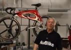 美国大爷发明无链条自行车,永远不会掉链子