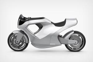 特斯拉 E- Bike 最炫酷电动车