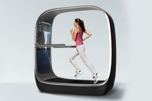 Voyager 超酷场景式跑步机