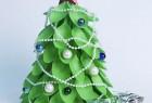 教你diy几款创意又环保的圣诞树
