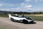 飞行汽车AirCar 能跑又能飞