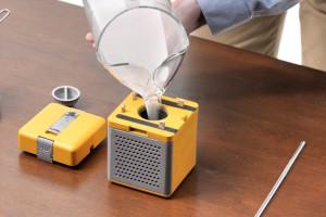 HydraCell 靠盐水发电的电池