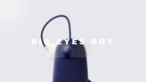 Big eyes boy 大眼怪小风扇