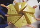 NASA科学家辞掉百万年薪工作,专职玩折纸