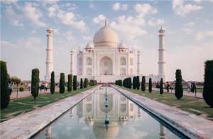 只知道印度泰姬陵?原来还有很多美得很的建筑
