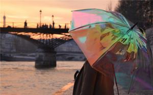 实时预报天气的智能雨伞(oombrella)