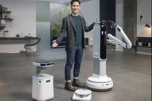 三星设计家居机器人 不用再为做家务犯愁