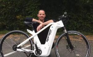 全球首款氢燃料电动自行车