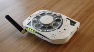 戒网手机 -- 转盘拨号手机