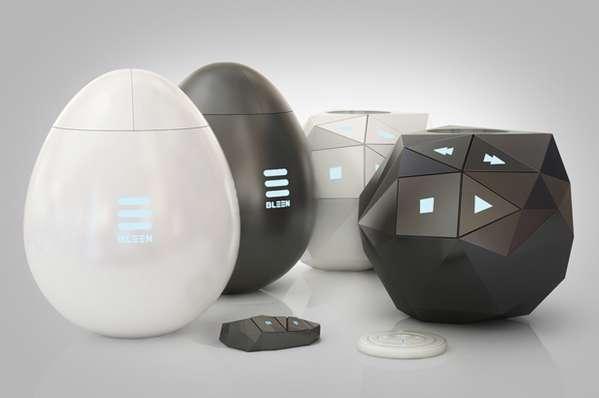Bleen - 3D全息投影仪智能设备