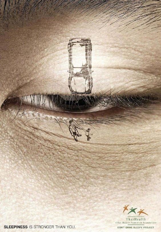 国外创意公益广告 你能看懂吗?