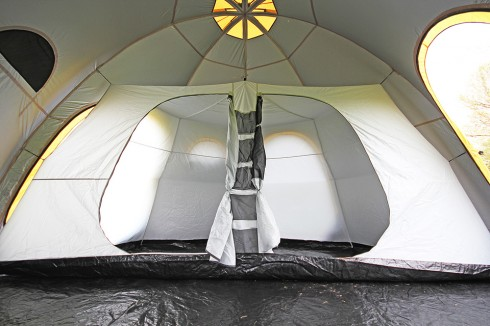 模块化多功能帐篷  户外多人休闲神器