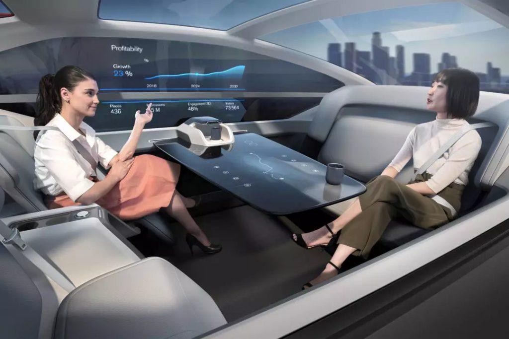 沃尔沃逆天自动驾驶汽车,让你睡着上高速
