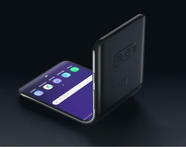 全球首款折叠屏手机FlexPai柔派发布,屏幕展开可达7.8寸,8999元起售