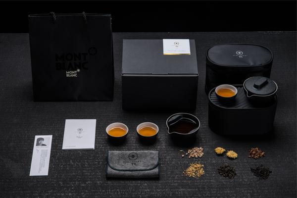 小巨蛋轻便型茶具