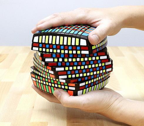 超级魔方(Pillow 13×13×13 IQ Brick)