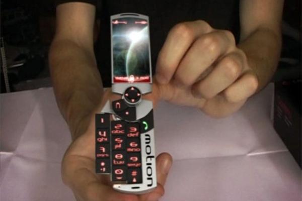Tronotic 可变形的手机