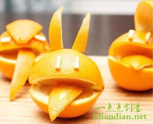 创意水果拼盘 水果秀