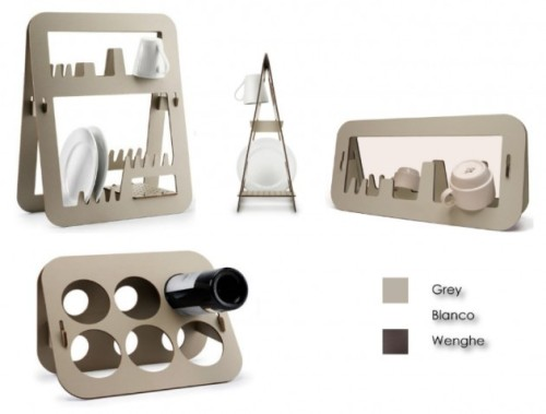 Aurea系列晾碗盘架