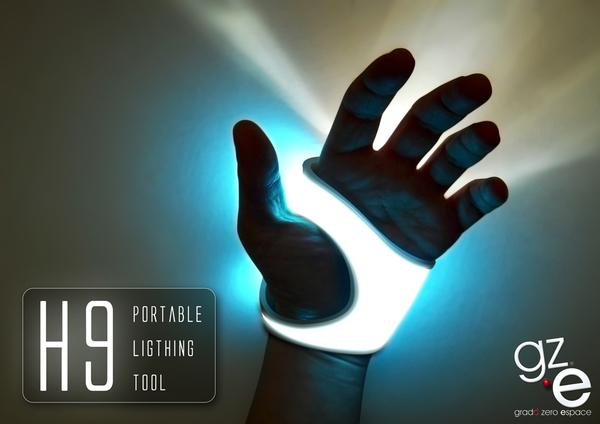 H9便携式照明工具
