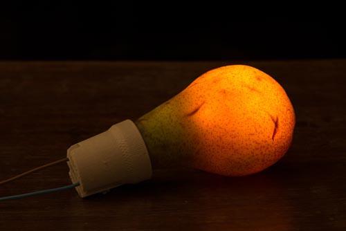 新奇蔬菜水果灯具